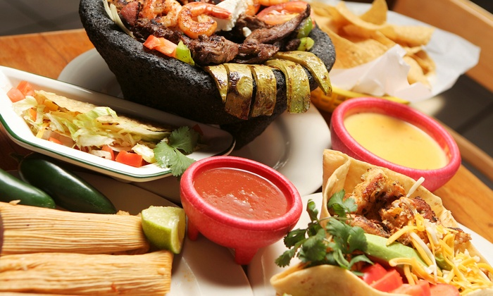 Tipsi Monkey - Chicago: Tacos and Cocktails for Two or Four, or $11 for $20 Worth of Mexican Food at Tipsi Monkey