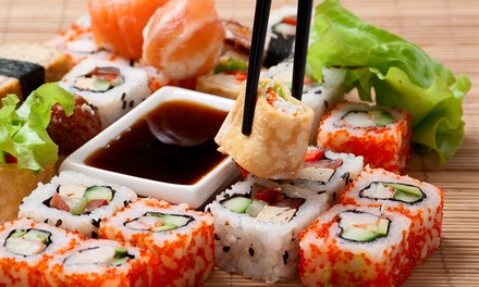 $12 for $20 Worth of Pan-Asian Buffet Cuisine at N.Y. HIBACHI BUFFET