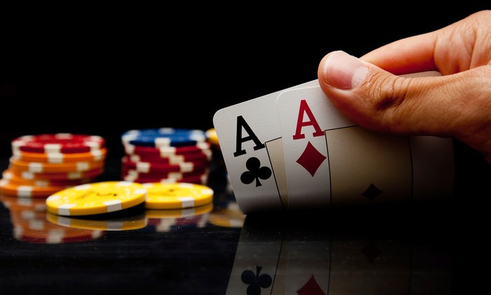 Us Poker School - Franklin Center: Three-Hour Poker Lesson at US Poker School (45% Off)
