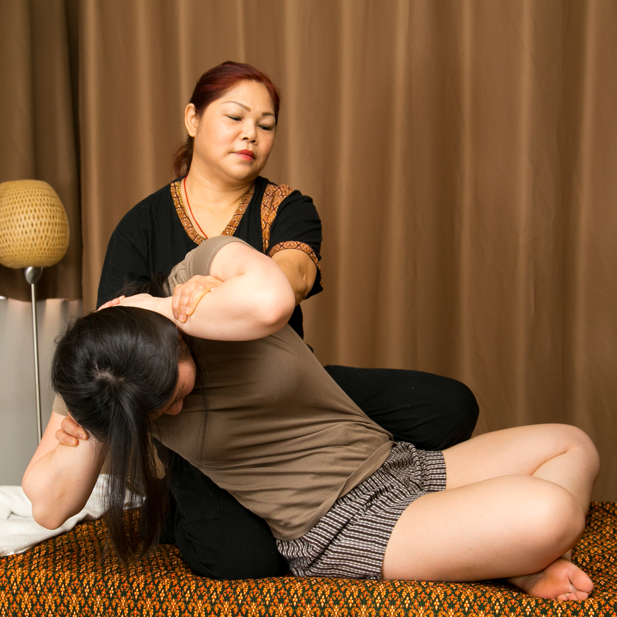 bamboo thai massage thaimassage