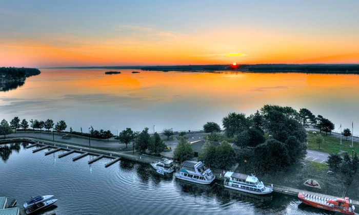 1000 Islands & Seaway Cruises - Jewels of the St. Lawrence Cruise at 1000 Islands & Seaway Cruises: Jewels of the St. Lawrence Cruise for One, Two, or Four from 1000 Islands & Seaway Cruises (Up to 49% Off)
