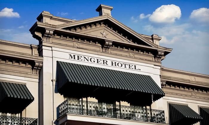 Menger Hotel - San Antonio, TX: One- or Two-Night Stay at Menger Hotel in San Antonio