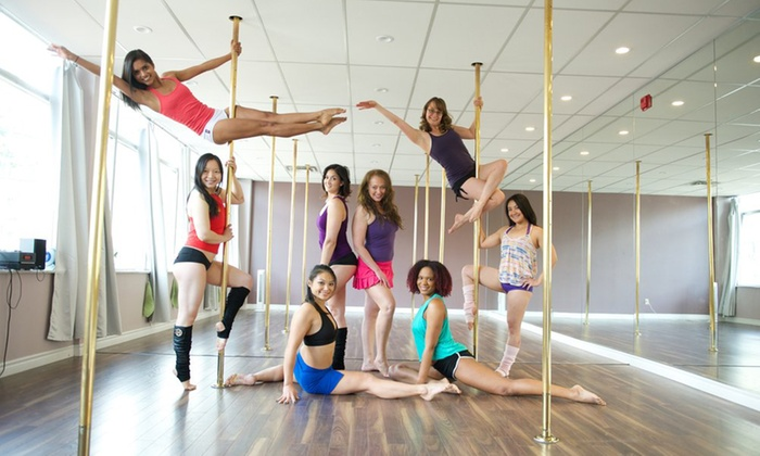 Ultra Violet Pole Fitness - Forest Hill south: Up to 71% Off Pole Fitness Classes at Ultra Violet Pole Fitness
