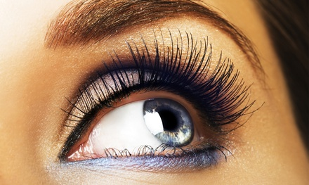One Full Set of Synthetic Lash Extensions with Optional Fill at Unique Beauty by Stacia (Up to 65% Off)