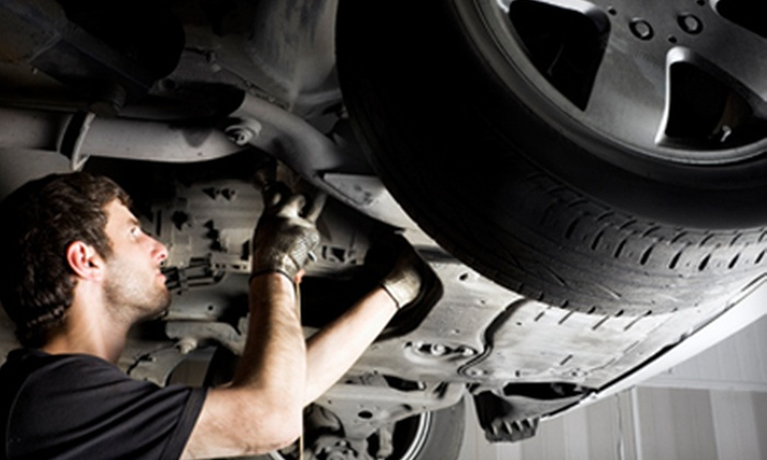 Valu Auto Care Centers - Multiple Locations: One or Three Oil-Change Packages, or a Lifetime Brake Package at Valu Auto Care Centers (Up to 71% Off)