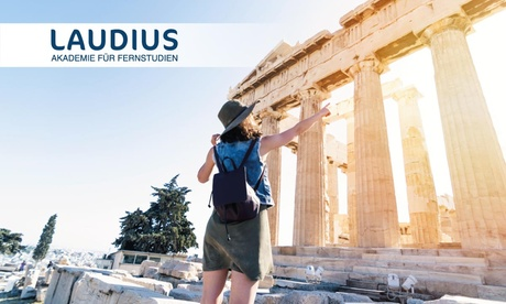 Sparangebote: Onlinekurs Kunstgeschichte, Philosophie, Theologie, Latein oder Altgriechisch bei Laudius (bis zu 92 sparen*)