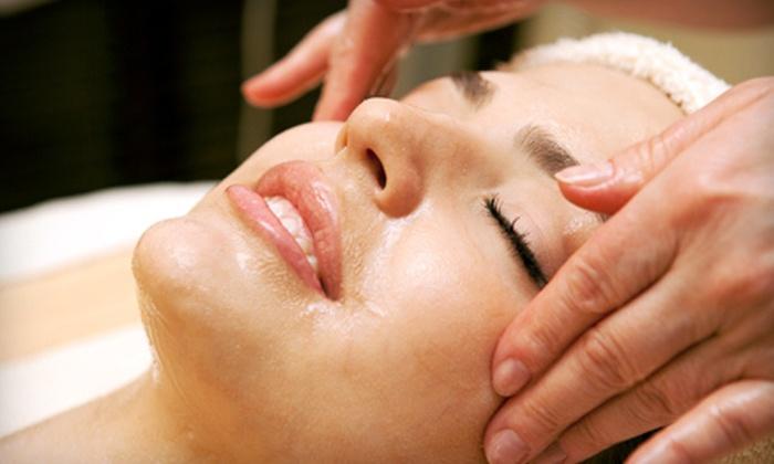 Bellisima Salon & Spa - Macomb: Express Facial or Shellac Manicure with Express Pedicure at Bellisima Salon & Spa (Half Off)
