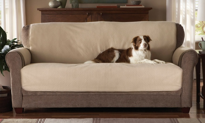 Animal Planet Pet Sofa Cover: $21 for an Animal Planet Pet Sofa Cover ($49.99 List Price)