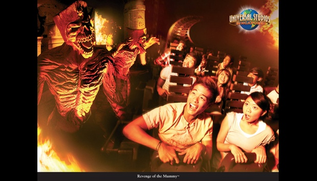 Universal Studios Singapore™ 1-Day Pass 2