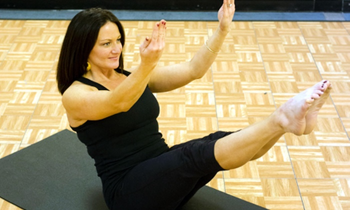 Total Body Pilates - Total Body Pilates: $35 for a Fitness Package with Four Group Reformer Classes and Four Mat Classes at Total Body Pilates ($160 Value)