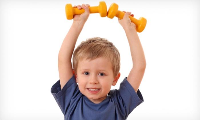 Crossfit North Arlington Kids - Arlington: 10 Drop-in or One Month of Unlimited Kids' CrossFit Classes at Crossfit North Arlington Kids (Up to 62% Off)
