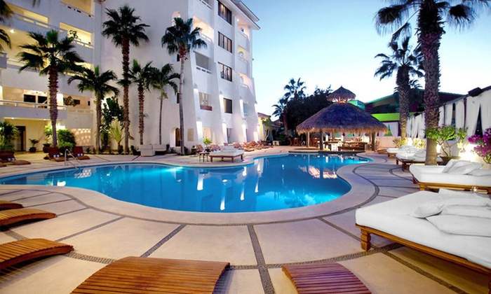 Bahia Hotel and Beach Club - Cabo San Lucas: Three-, Four-, or Five-Night Stay at Bahia Hotel and Beach Club in Cabo San Lucas