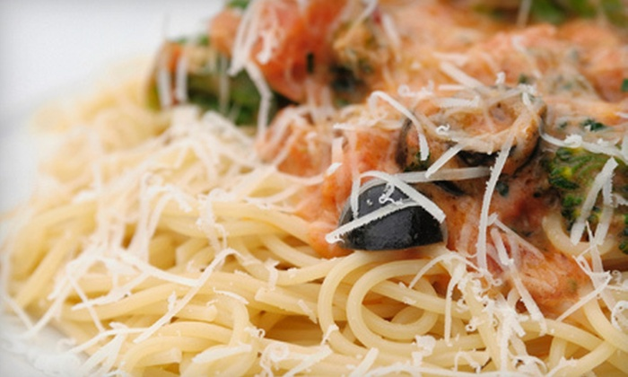 San Martino Ristorante - Northeast Yonkers: $20 for $40 Worth of Italian Fare at San Martino Ristorante in Yonkers