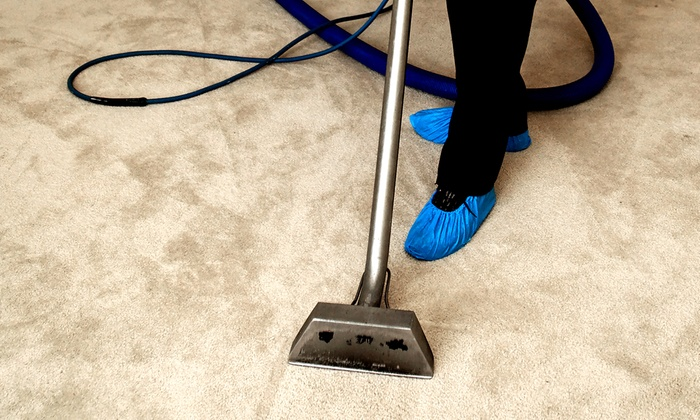 Professional Carpet & Upholstery Cleaning - Omaha: $139 for Five Rooms of Carpet Cleaning from Professional Carpet & Upholstery Cleaning ($325 Value)