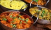 Curry Club Indian Bistro - Downtown: $12 for an Indian Dinner for Two or More at Curry Club Indian Bistro ($24 Value)