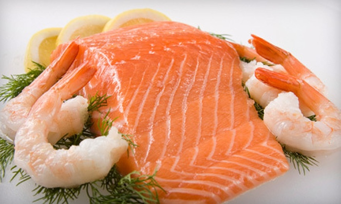 Surf and Turf Food Company - Lincoln: $10 for $20 Worth of Gourmet Meats and Fresh Seafood at Surf and Turf Food Company