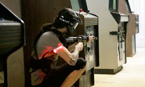 High Ground Airsoft: Airsoft Packages for 2 or 10 at High Ground Airsoft (Up to 51% Off). Two Locations Available.