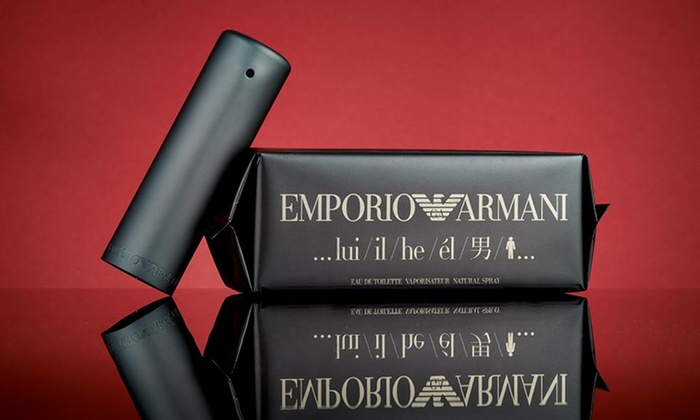 Emporio Armani by Giorgio Armani for Men: Emporio Armani by Giorgio Armani for Men 1.7 oz. Eau de Toilette Spray. Free Shipping.