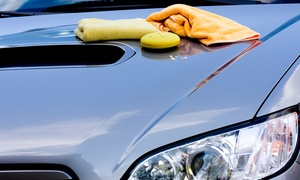 On Call Detailing Auto, Home, and Office: Wash, Wax for a Small or Large Car, SUV, or Truck from On Call Detailing Auto, Home, and Office (Up to 67% Off)