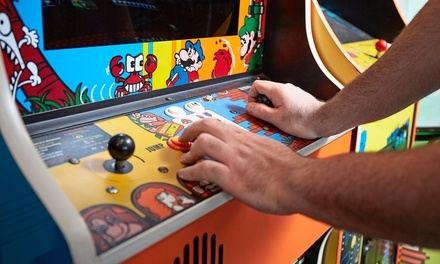 Unlimited Free Play for Two, Four, or Six People at Richie Knucklez Arcade Games (Up to 65% Off)