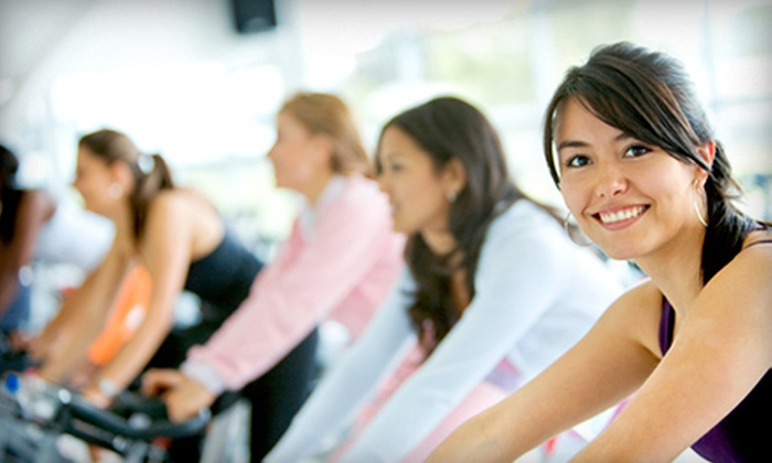 Lady of America Westchester - White Plains: 10 or 20 Women's Zumba or Spin Classes at Lady of America Westchester (Up to 80% Off)