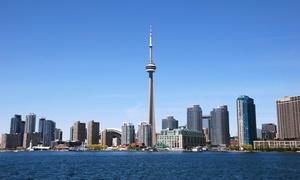 Toronto Bus Company: Bus Tour of Toronto or Niagara Falls for Two with Toronto Bus Company (Up to 40% Off)