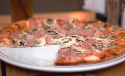 Philadelphia: Pub Food for Two or Four Jerzee's Sports Bar & Pizzaria (Up to 52%  Off)