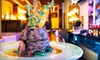 Scarpina Bar & Grill - Greenwich Village: $64 for a Three-Course Prix Fixe Meal for Two with Bottle of Wine at Scarpina Bar & Grill (Up to $162 Value)