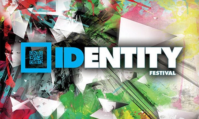 Identity Festival 2012 - East Lake-Orient Park: $30 for Identity Festival 2012 at 1-800-ASK-GARY Amphitheatre on Friday, August 3, at 2 p.m. (Up to $40 Value)