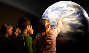 Challenger Learning Center-St. Louis: 2-Hour Simulated Space Mission for Two or Four at Challenger Learning Center in Ferguson (Up to 52% Off)