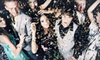 Martini Corner - Multiple Locations: New Year's Eve VIP Party Night for Two or Four at Martini Corner (Up to 53% Off)