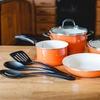 Cuisinart 10-Piece Ceramic-Cookware Set