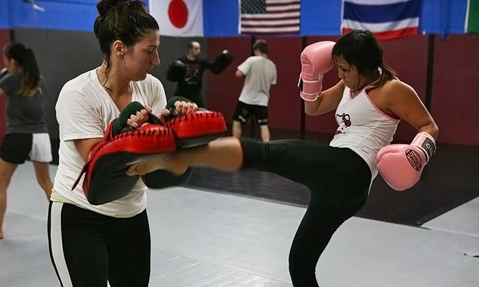 M3 Fight and Fitness - Montrose Verdugo City: 10 or 20 Jiu Jitsu, Judo, Muay Thai, or Kickboxing Classes with Equipment at M3 Fight and Fitness (Up to 86% Off)