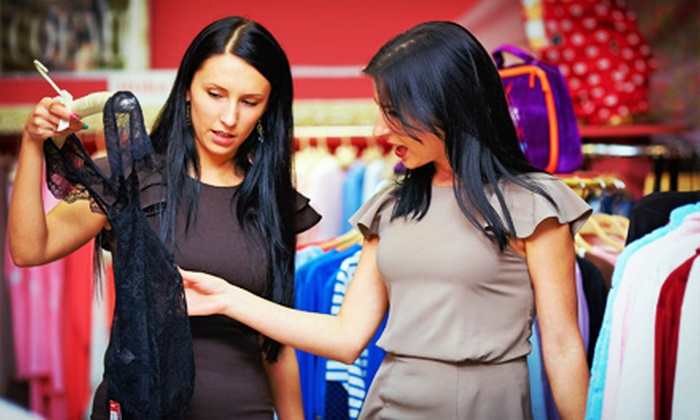 Heiress - Ashmont: $40 for a Stylist-Guided Half-Day Shopping Tour from Heiress ($80 Value)