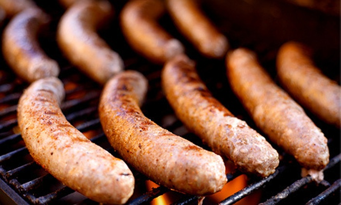 Costanza's Sausage - Webster: $7.50 for $15 Worth of Fresh and Smoked Homemade Products at Costanza's Sausage