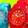 $7.99 for Geneva Men's and Women's Sport Watches