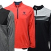 adidas Men's Golf Outerwear with Assorted Logos