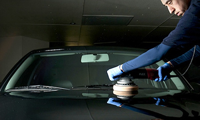 Mr. Detail Auto Salon - Downtown Bellevue: Hand Car Wash with Wax or Paint Sealant at Mr. Detail Auto Salon in Bellevue (Up to 51% Off). Eight Options Available.
