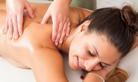 60- or 90-Minute Massage or Body Services at Spoil Yourself, Inc (Up to 58% Off). Three Options Available.
