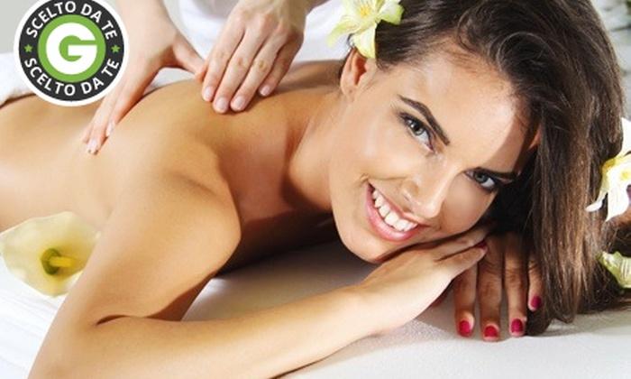 SOLEIL D O - Roma: 3 massaggi di 50 minuti e 3 impacchi con oli essenziali da 34 € invece di 180