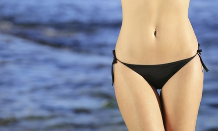 Six Laser Hair-Removal Treatments on a Small, Medium, or Large Area at Dr. Huma's Med Spa (88% Off)