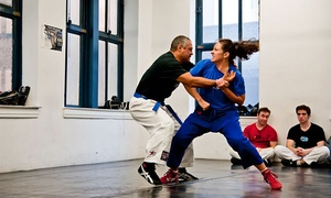 Englewood Krav Maga Federation: Three or Five Krav Maga Classes at Englewood Krav Maga Federation (Up to 61% Off)