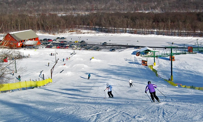 Wild Mountain/Taylors Falls Recreation - Wild Mountain: Skiing or Snowboarding at Wild Mountain/Taylors Falls Recreation (Up to 49% Off)