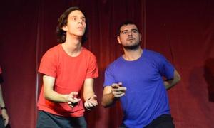 Tu Vieja Impro: $50 en vez de $100 por entrada para ver Tu Vieja Impro en Teatro Espacio LTK