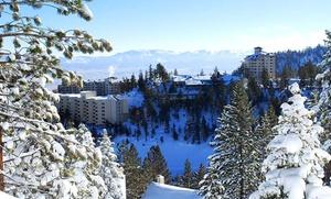 Lake Tahoe Resorts near Casinos and Skiing