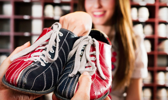 Buffaloe Lanes - Multiple Locations: $11 for Bowling with Shoe Rental for Two at Buffaloe Lanes Family Bowling Centers (Up to $24 Value)