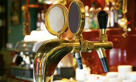 Polish-Beer Tasting and Appetizers for Two or Four at Belvedere (Up to 45% Off)
