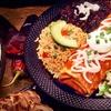 $5 for Mexican Food at El Sombrero