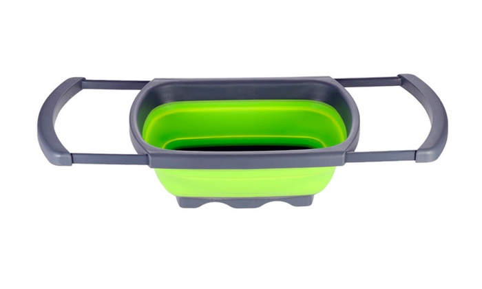 ... Collapsible Over The Sink Colander: Collapsible Over The Sink Colander  ...