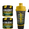 ProMera Power Stack Supplement Bundle with T-Shirt